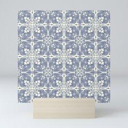Florence - Light Blue Mini Art Print