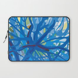 Morning at Whittier Narrows Wilderness Laptop Sleeve