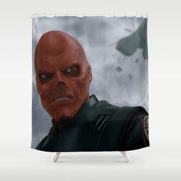 Hail Hydra Shower Curtain