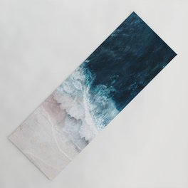 Blue Sea II Yoga Mat
