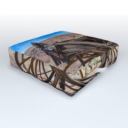Calico Ghost Town - 7049, California Outdoor Floor Cushion