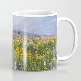 Waterton Wildflowers Coffee Mug