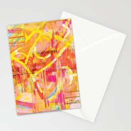 Writing on The Wall 02 Stationery Cards