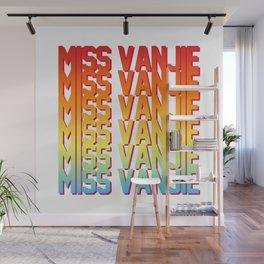 Miss Vanjie! Wall Mural