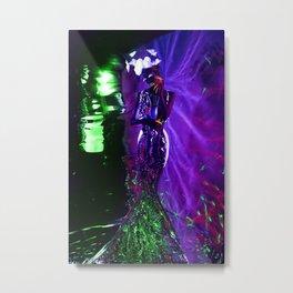 Ultraviolet Metal Print