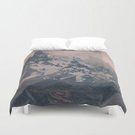 Perito Moreno COL Scattered Landscapes Duvet Cover