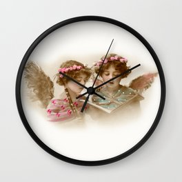 Sweet Land of Liberty Wall Clock
