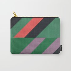 Modernist Geometric Graphic Art Carry-All Pouch
