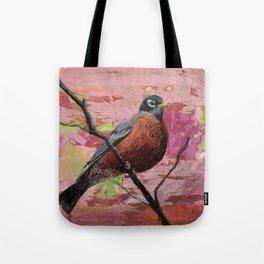 American Robin #2 Tote Bag