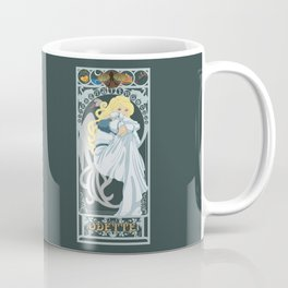 Odette Nouveau - Swan Princess Coffee Mug