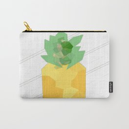 Pineapple crystal Carry-All Pouch