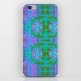 Sedated Abstraction II (Ultraviolet) iPhone Skin