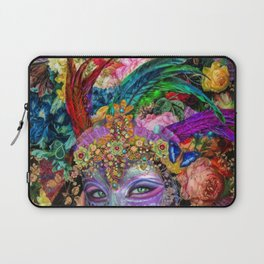 The Mascherari's Muse Laptop Sleeve