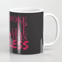 flawless Mugs featuring ***Flawless by Sara Eshak