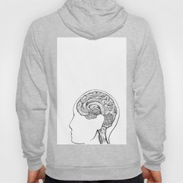 Inside my Head Hoody