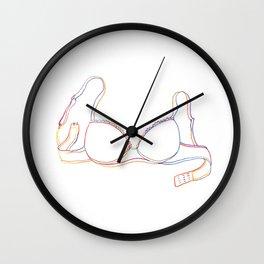 Bra Wall Clock