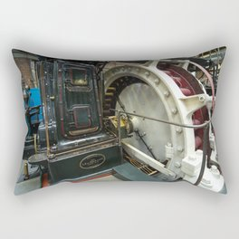 Ferranti Generator Rectangular Pillow