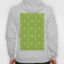Slice of Lime Pattern Hoody