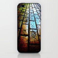 The Road. Urban Landscape. © J&S Montague. iPhone & iPod Skin