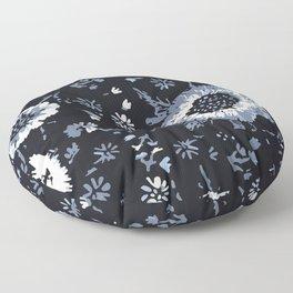 FLORALZ #13 Floor Pillow