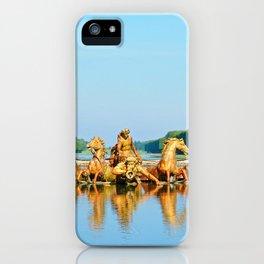 The Fountain of Apollo iPhone Case