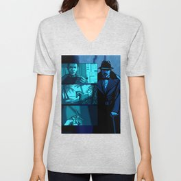 BLADE RUNNER - It's too bad she won't live! But the again who does? Unisex V-Neck