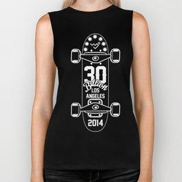 30Billion - Skateboard 03 Biker Tank