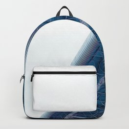 The Building Curves (Color) Backpack