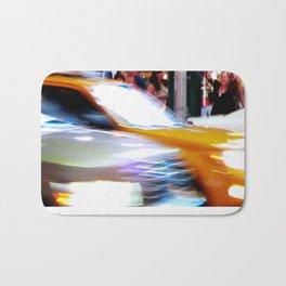 NYC Traffic Bath Mat