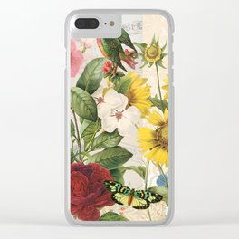 Toscana Clear iPhone Case