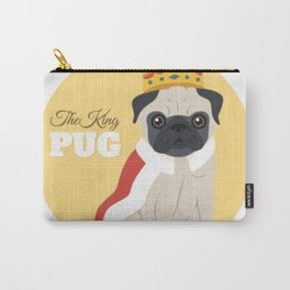 Pug Dog boss Carry-All Pouch