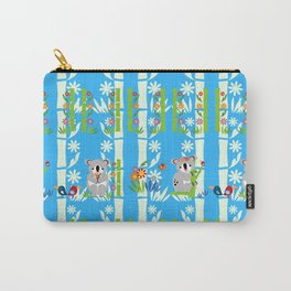Cute pair of koalas Carry-All Pouch