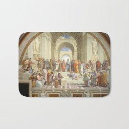 Raphael - The School of Athens Bath Mat