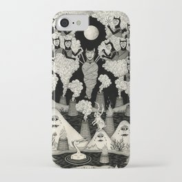 The Mountains Wept For Her iPhone Case