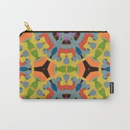 Mandala of stickers Carry-All Pouch