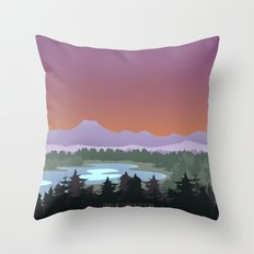 Three Minutes, Thirty Seconds Throw Pillow