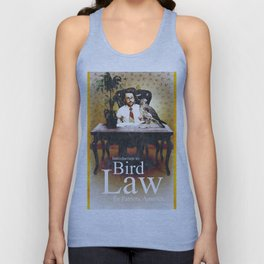 Bird Law Unisex Tank Top
