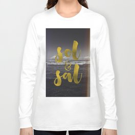 Sol & Sal Long Sleeve T-shirt