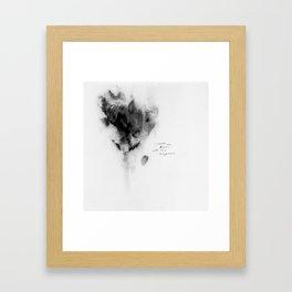 fingerprints 001 Framed Art Print