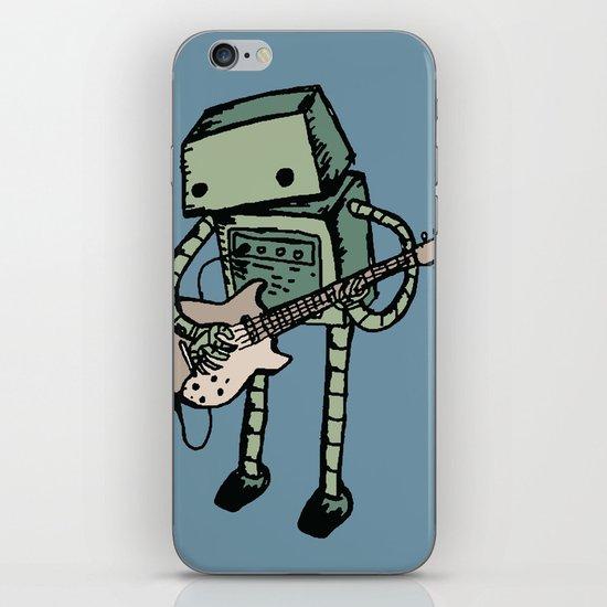 Practice make perfect iPhone & iPod Skin