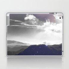 Galaxy Mountain #society6 #buyart #decor Laptop & iPad Skin