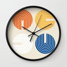 Birds of prey  Wall Clock