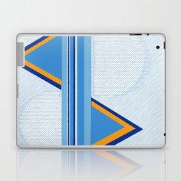 Measures | Abstract art | Modern Happy Art Laptop & iPad Skin