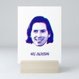 wes Mini Art Print