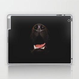 Nosey. Laptop & iPad Skin