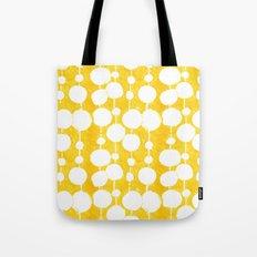 Big Fat Drops (yellow) Tote Bag
