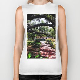 City Meadows Biker Tank
