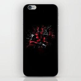 Dead Bloody Ninja iPhone Skin
