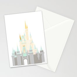Castle 3 Stationery Cards