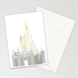 Castle 3 Stationery Cards